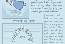 Tooth Fairy / by Judy Toy Jusko