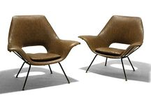 Vintage Furniture / Beautiful furniture of the 20' to 60' / by de Milan design
