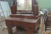 Реставрация антикварной мебели / Реставрация антикварной мебели