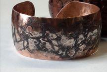 My Art - Metal / Handmade metal jewelry