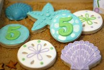 Ophelias 5th birthday Mermaid Party