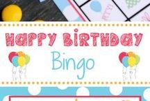 birthday idea printable