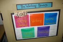Literacy- Writing Process / by KinderTeacher