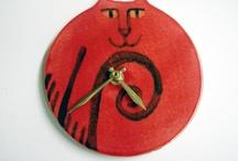 CERAMICS - Clocks