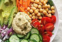 saláták / zöldségek