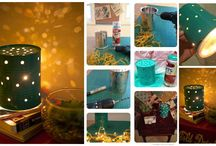 What do from tin can & jar? / DIY from tin cans & jars