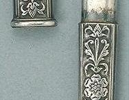 Sculpture ornament decoration accessories weapon