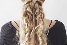 BEAUTY / Every picture that i find inspiring, related to beauty. It can be beautiful braids, makeup looks, products or jewelry.