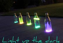 My Glow In The Dark Party Ideas