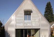 Anbau und Sanierung eines Wohnhauses