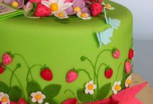 CAKE DECORATING -- RECIPES / Cake  decorating ideas and info  / by Tammy Tenney