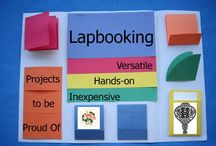 Project Based Homeschool & Lapbooks / Ideas for unit studies, preparation and lapbooks.