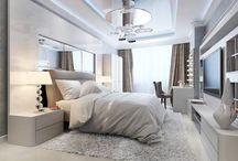 Ninapinta kiiltävä sisäkatto / Kiiltäviä Ninapinta stretch sisäkattoja koteihin ja julkitiloihin.