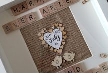Wedding cards and craft