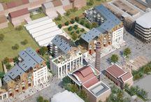 La ville de demain / Panorama des programmes de Nacarat et autres projets en cours de développement...