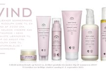 Luxury organic acai body products