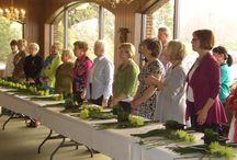 Botanica: a gardener's luncheon / Rockford, IL / by Klehm Arboretum & Botanic Garden