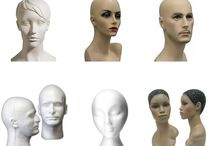 Mannequin heads / Buy Mannequin Heads from Reliable China Mannequin Heads suppliers.