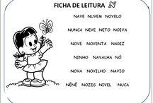 Fichas Leitura