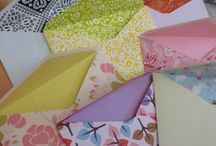 Tutorials: Paper Crafts / by From Blank Pages | Paper Piecing Quilt Patterns
