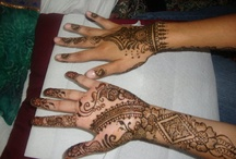 Henna (Mehandi)  / by A Joshi