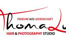 Friseursalon/Fotostudio ThomaLu / Termine unter 07502 565 www.prominentenfriseur.de