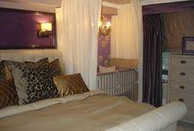 ložnice s miminkem