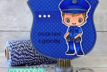 Zac ~ Police have a good day