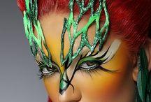 Extravagant Make-up