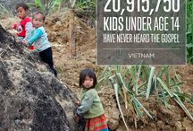 AWANA // REACHING THE UNREACHED CHILD / by Awana