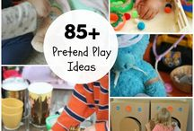 pretend play ideas