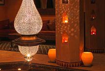 LAMPI MAROCANE