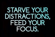 Distractions you don't  need