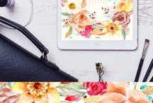 Digital ● Wallpapers, Calendars etc.