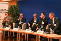 Cloud Computing 2014 / Dans le cadre des Rencontres de la Compétitivité Numérique, CCM Benchmark a organisé la conférence Cloud Computing 2014 au Ministère de l'économie, de l'industrie et du numérique le 2 décembre 2014.  http://www.rencontres-competitivite-numerique.com/