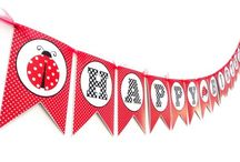 Handmade Parties! / WAHM products to help decorate your party!