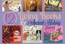 Books on ancient history