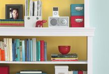 Bookshelves / by Lyn