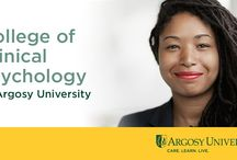 Clinical Psychology / Clinical Psychology programs at Argosy University are committed to the practitioner-scholar model of training that includes both the science as well as real-world practical application. Many graduates pursue careers as practitioners in applied clinical settings. Some graduates pursue academic careers & have full-time faculty appointments at universities & academic hospitals. Our coursework, diverse faculty, & student body reflect our commitment to training culturally competent clinicians.