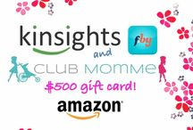 { Giveaways } / by Club MomMe