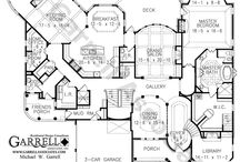 Home - Floor Plans / by Rachel Willie