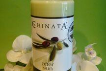 After Sun con aceite de oliva virgen extra La Chinata