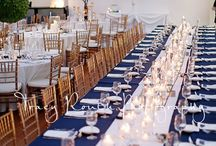 Head Tables / What will your head table look like? Here are a few ideas we have seen at The Gallery.