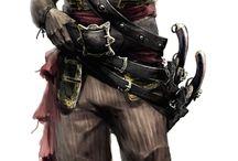 Armour/Costume/Suit designs