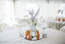 Wedding Decor {Centerpieces}