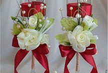 pahare pentru nunta