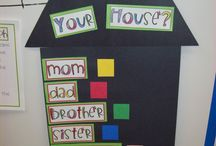 Pre-K Houses and Homes