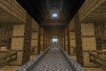 Minecraft Barns