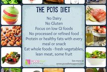 PCOS / by Amineh Chandler