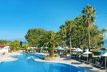 Korfu / wyspa , atrakcje turystyczne , hotele